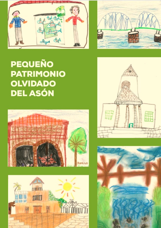 """Libro """"Pequeño Patrimonio del Asón"""""""